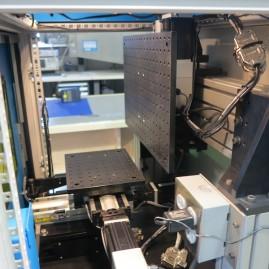 Laser Focus System Development